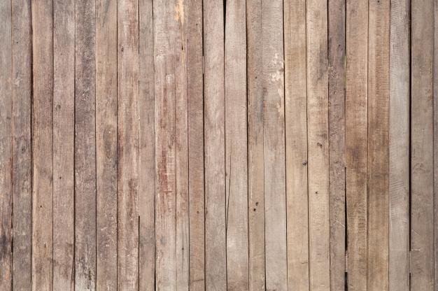 planker af træ