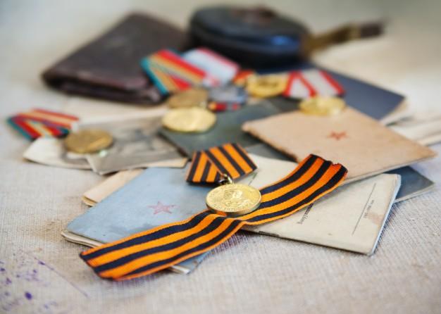 medaljer i guld
